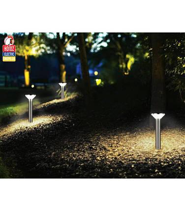Садово-парковый светильник Horoz BAMBU-3 9W 300mm Код.59259, фото 2