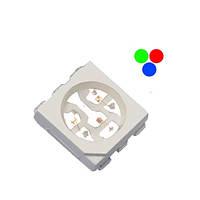 Светодиод SMD 5050 RGB, фото 1