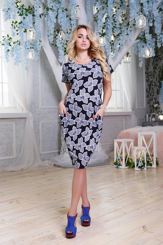 Подобные товары-5 Женских летних платьев большого размера Лонда-2