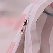 Комплект постельного белья Сладости (двуспальный-евро) Berni, фото 10