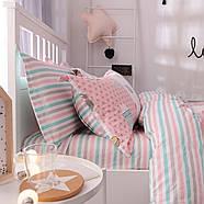 Комплект постельного белья Сладости (двуспальный-евро) Berni, фото 7