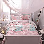 Комплект постельного белья Сладости (двуспальный-евро) Berni, фото 2