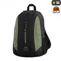 M-Tac рюкзак Urban Line Lite Pack зеленый/черный