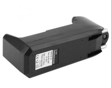 Зарядное устройство для Li-ion аккумуляторов с выдвижной вилкой, фото 2