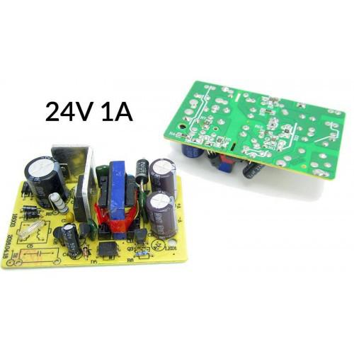 Блок питания зарядное без корпуса 24V 1A
