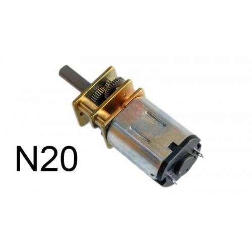 Двигатель N20 с механическим приводом