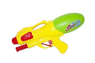 """Водяний пістолет """"Water Gun"""" з накачуванням, 093-605A"""
