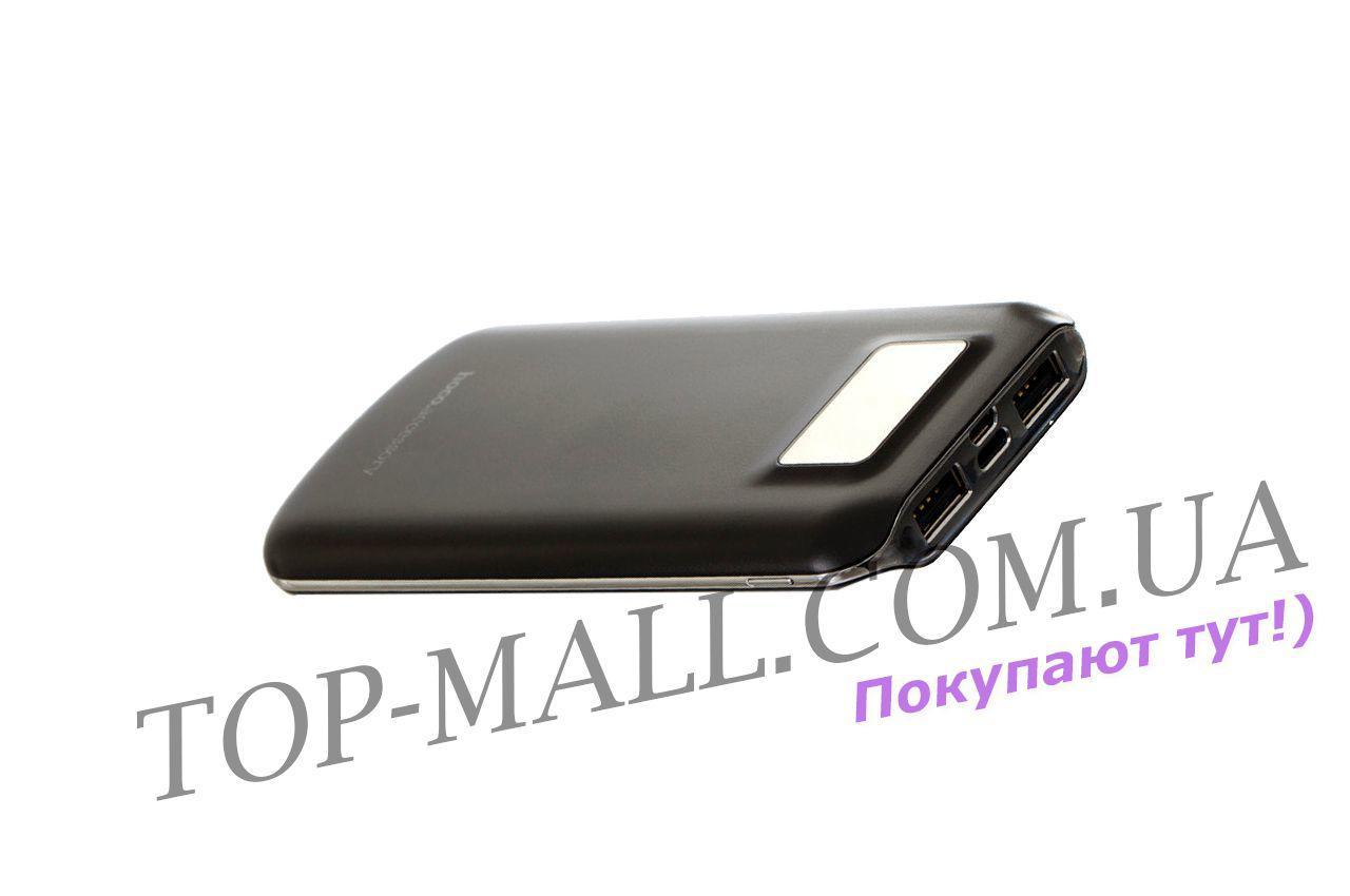 Повербанк Hoco - B26 10000mAh Black - Интернет-гипермаркет TOP-MALL в Киеве