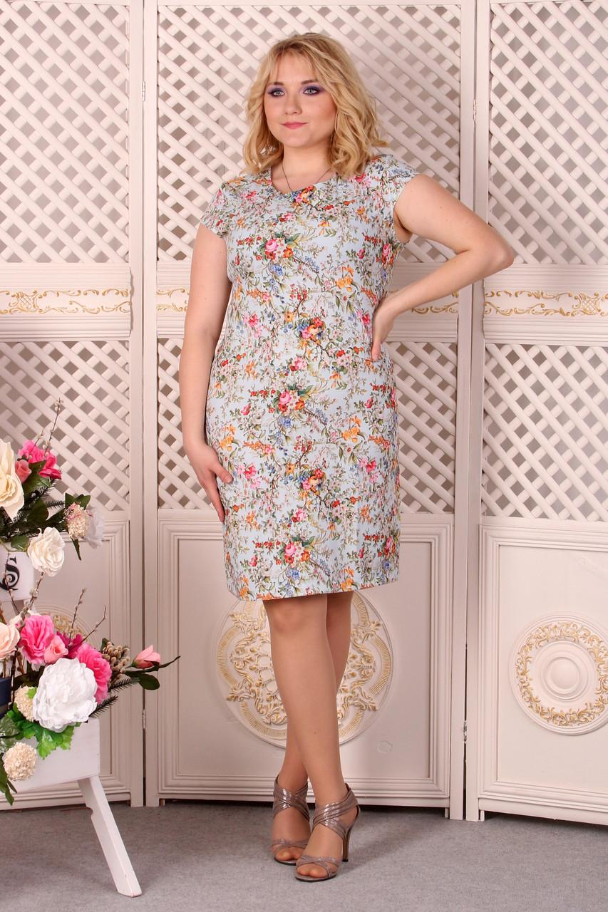 Платье Selta 088  размеры 50,52