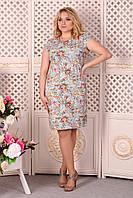 Платье Selta 088  размеры 50,52, фото 1