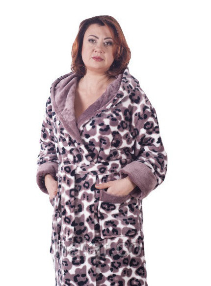a094e8dd7fb73 Купить Женский халат махровый продажа в интернет-магазине ...