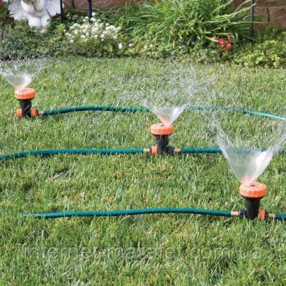 Спринклерная система для полива Portable Sprinkler System