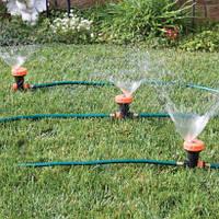 Спринклерная система для полива Portable Sprinkler System, фото 1
