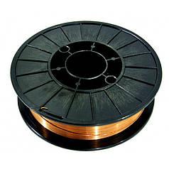 Сварочная проволока 1,0 мм 5 кг медь KD1152