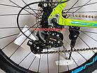 """Горный велосипед Winner Impulse 27.5 дюймов 17"""" зеленый, фото 10"""