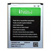 Аккумулятор к телефону iNew V3/V3C/V3 Plus HD355871AR 2300mAh