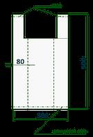 Пакеты активированные майка (300 х 500 мм )уп-100 шт