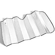 Солнцезащитная шторка Sun shades small Car cover (metallic) стандарт для легковой авто (60 X 130 см)