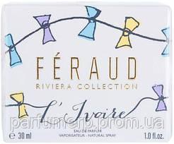 Feraud L`Ivoire Riviera Collection (30мл), Женская Парфюмированная вода  - Оригинал!