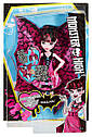 Монстр Хай Draculaura Monster High с крыльями Дракулора Дракулаура  Ghoul-to-Bat Transformation, фото 4