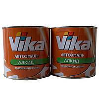 Автоэмаль алкидная краска  VIKA 233 Белая