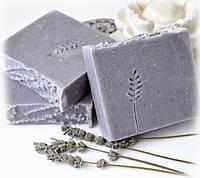 Натуральное мыло ЛАВАНДА органическое мыло ручной работы с нуля
