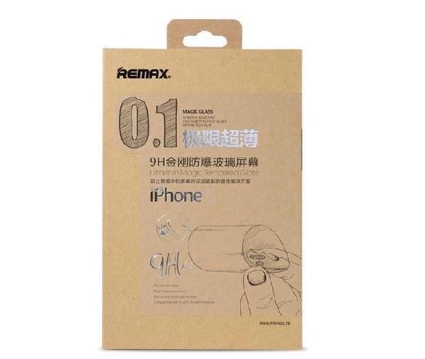 Противоударное стекло 0.1mm Ultra-thin Magic Tempered Glass iPhone 6/6s Remax 351001
