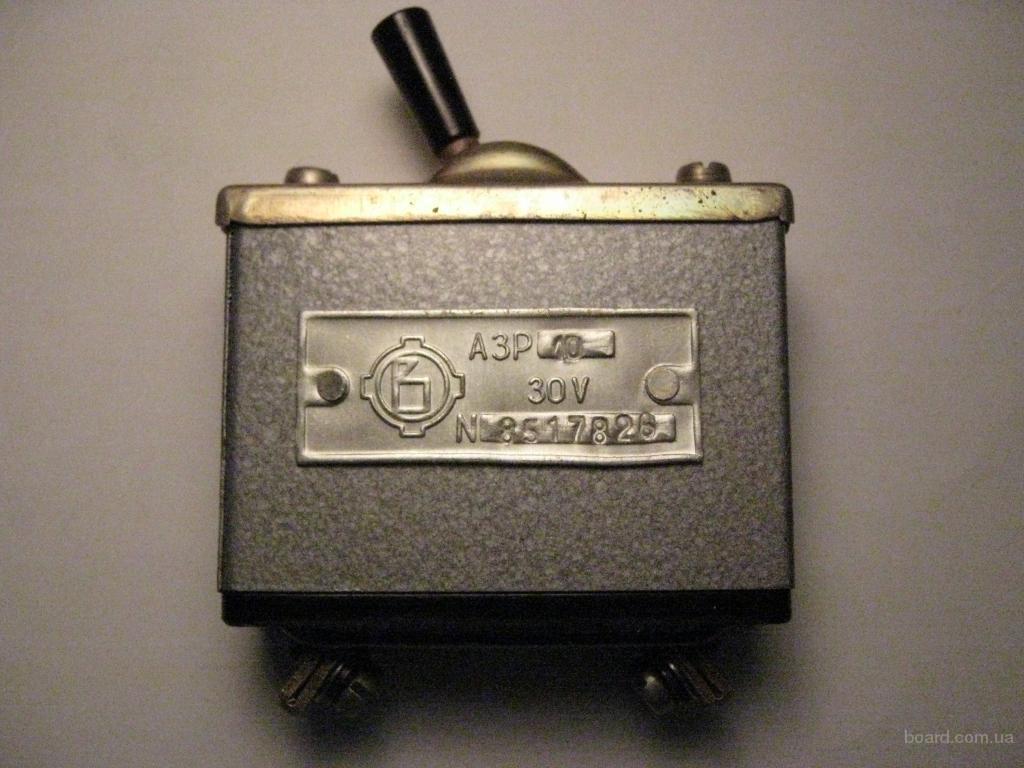 Автомат захисту мережі АЗР-5