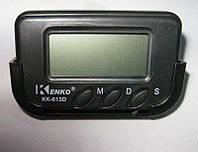 Часы автомобильные KENKO KK-613D с секундомером ( электронные часы )