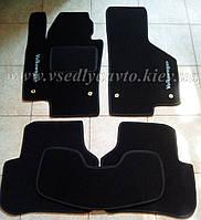 Ворсовые коврики в салон Volkswagen Passat  B7