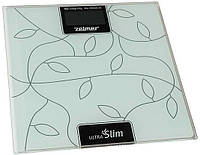 Весы напольные ZELMER 34Z020 Black-white