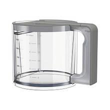 Чаша (емкость, кувшин, контейнер) для сбора сока с крышкой для соковыжималки Braun 81345965
