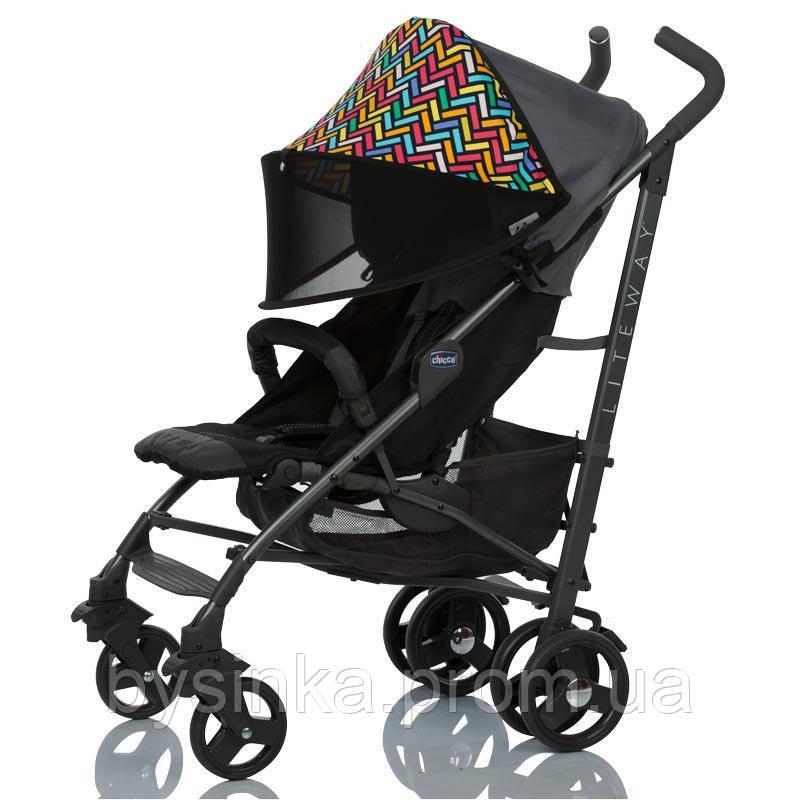 Козырёк цветной от солнца для детской коляски  Double Shade ДоРечі