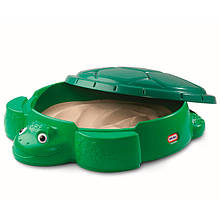 Детская песочница Черепаха Little Tikes