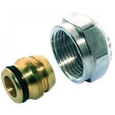 KAN-therm соединитель, кольцо разрезанное, конусный соединитель