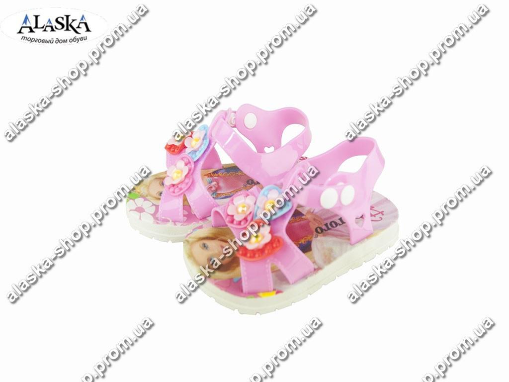 Детские сандалии (Код: 611-13 розовый )