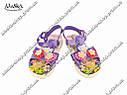 Детские сандалии (Код: 611-13 фиолет (30-35) ), фото 2