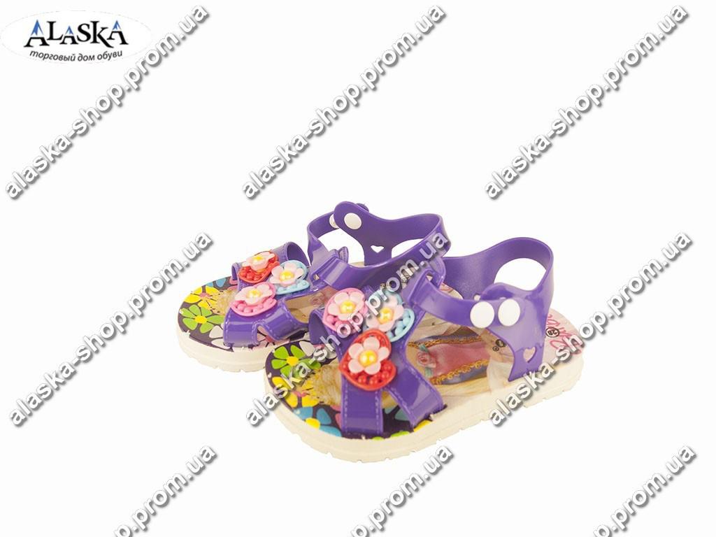 Детские сандалии (Код: 611-13 фиолет (30-35) )