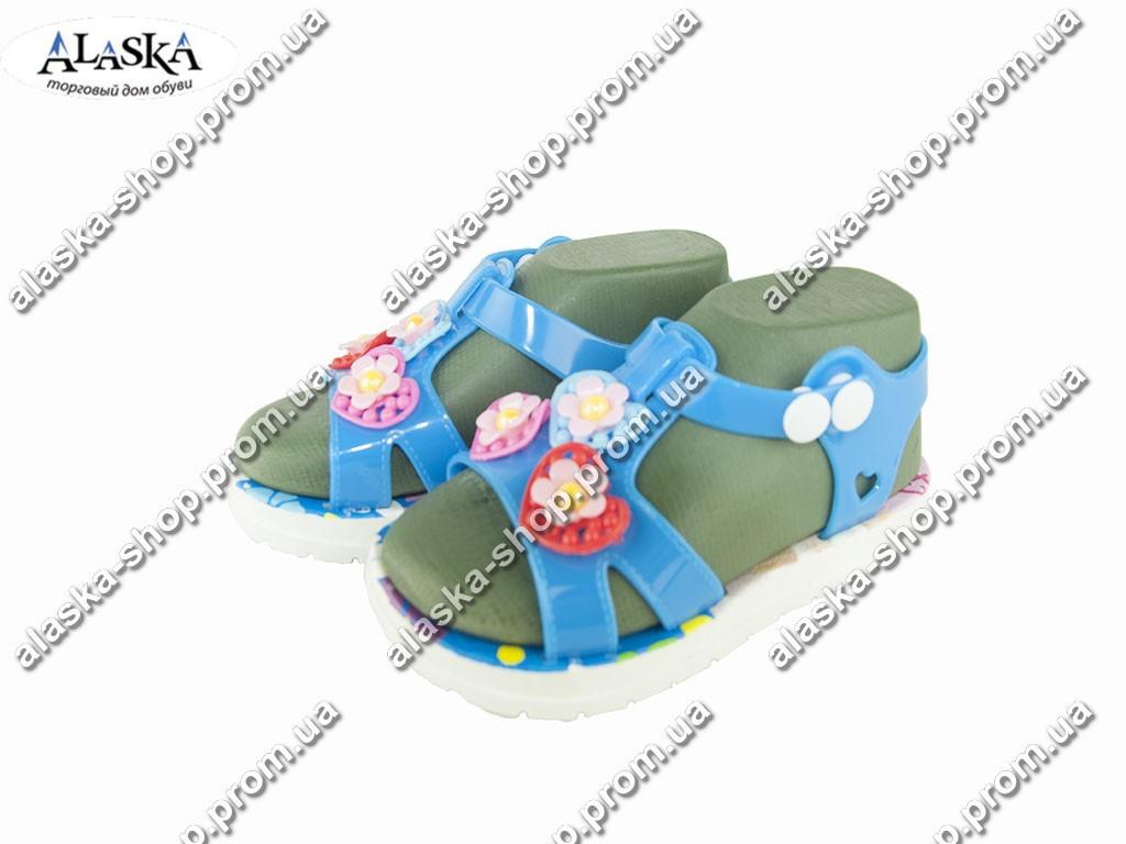 Детские сандалии (Код: 611-13 синий (30-35) )