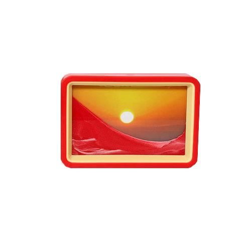 Картина SUNROZ STAN песочная картина-антистресс с зеркалом 2 в 1 16х11см (SUN0516)