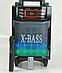 Колонка Комбик GOLON RX-2900BT BLUETOOTH MP3 FM Радиомикрофон пульт 2000W, фото 3