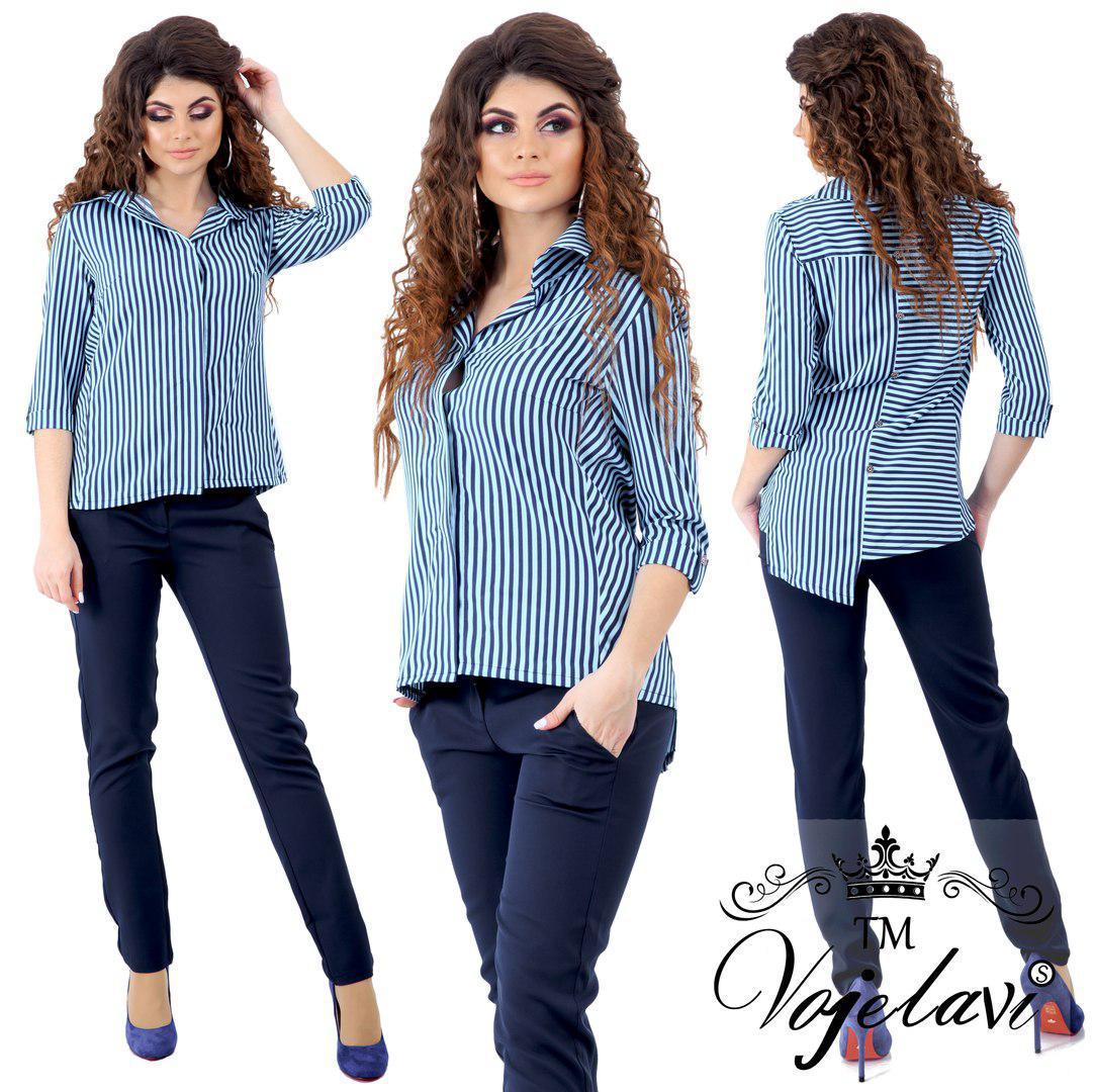 a7e696ec080 Женский стильный костюм ( рубашка и брюки ) 42 - 54 р.  продажа ...