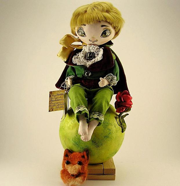 Авторская коллекционная кукла