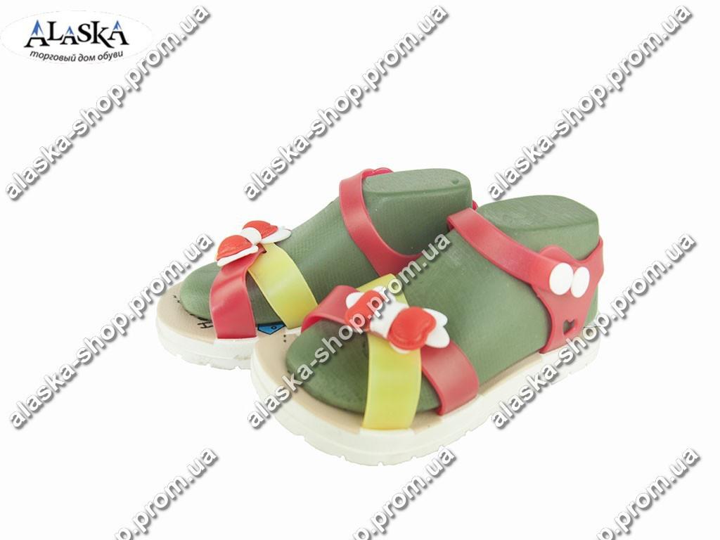Детские сандалии (Код: 611-11 красный (30-35) )