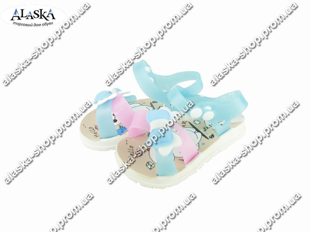 Детские сандалии (Код: 611-11 синий (30-35) )