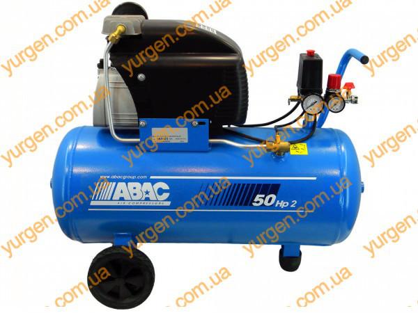 Масляный компрессор на 50 литров ABAC FC2/50