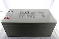 Аккумулятор BATTERY GEL 12V 250A UKC, Аккумуляторная батарея, Аккумулятор гелевый