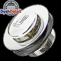Донный клапан-пятка для поддона душевой кабины ( Pop-up, Clic-Clack ) Клик-клак