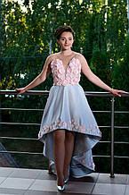 Праздничное изумительное вечернее платье на бал