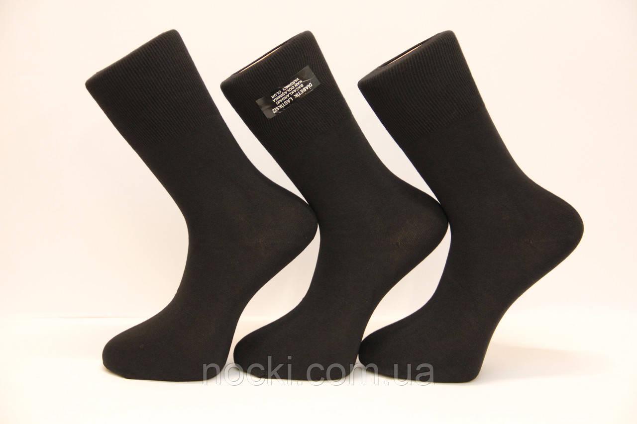 Мужские носки диабетические с бамбука BYT (Ф15)